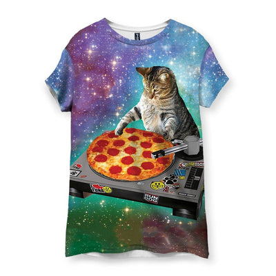 Indie Spacecat Women's T-Shirt