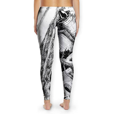 Space is an Ocean Women's Tights