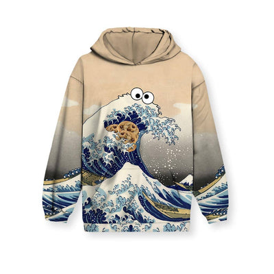 Cookie Wave Kid's Hoodie