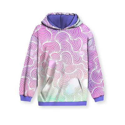 Color Wash Kid's Hoodie