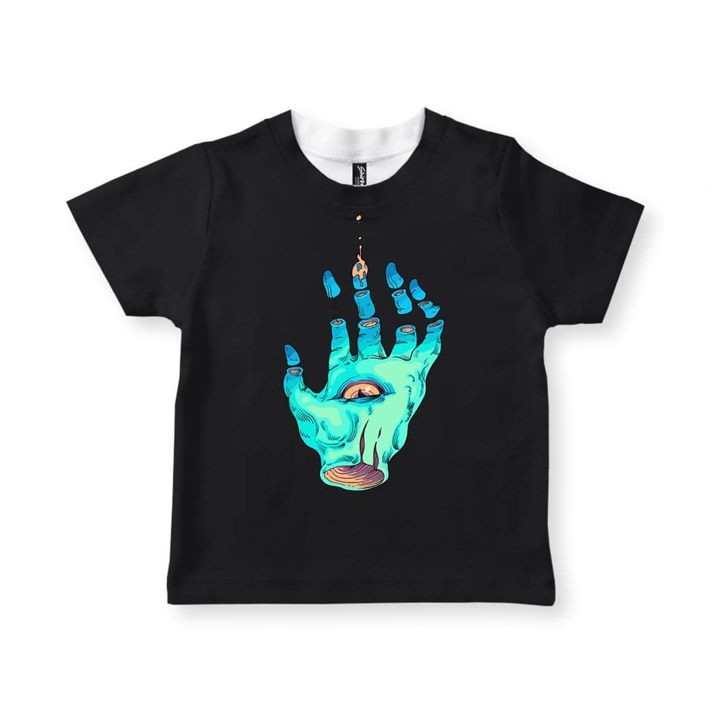 The Wizard's Hand Kid's T-Shirt