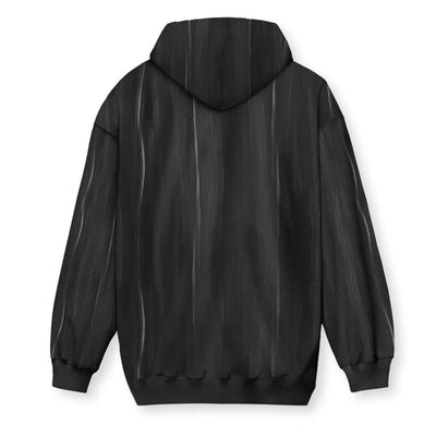 Elon Musk Men's Zip-Up Hoodie