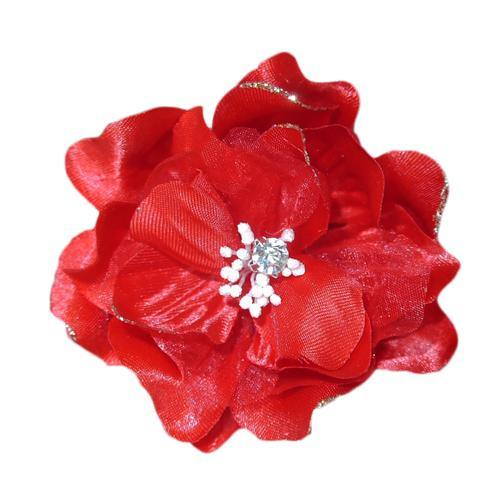Jasmine Collar Flower - Red - 4PawShop