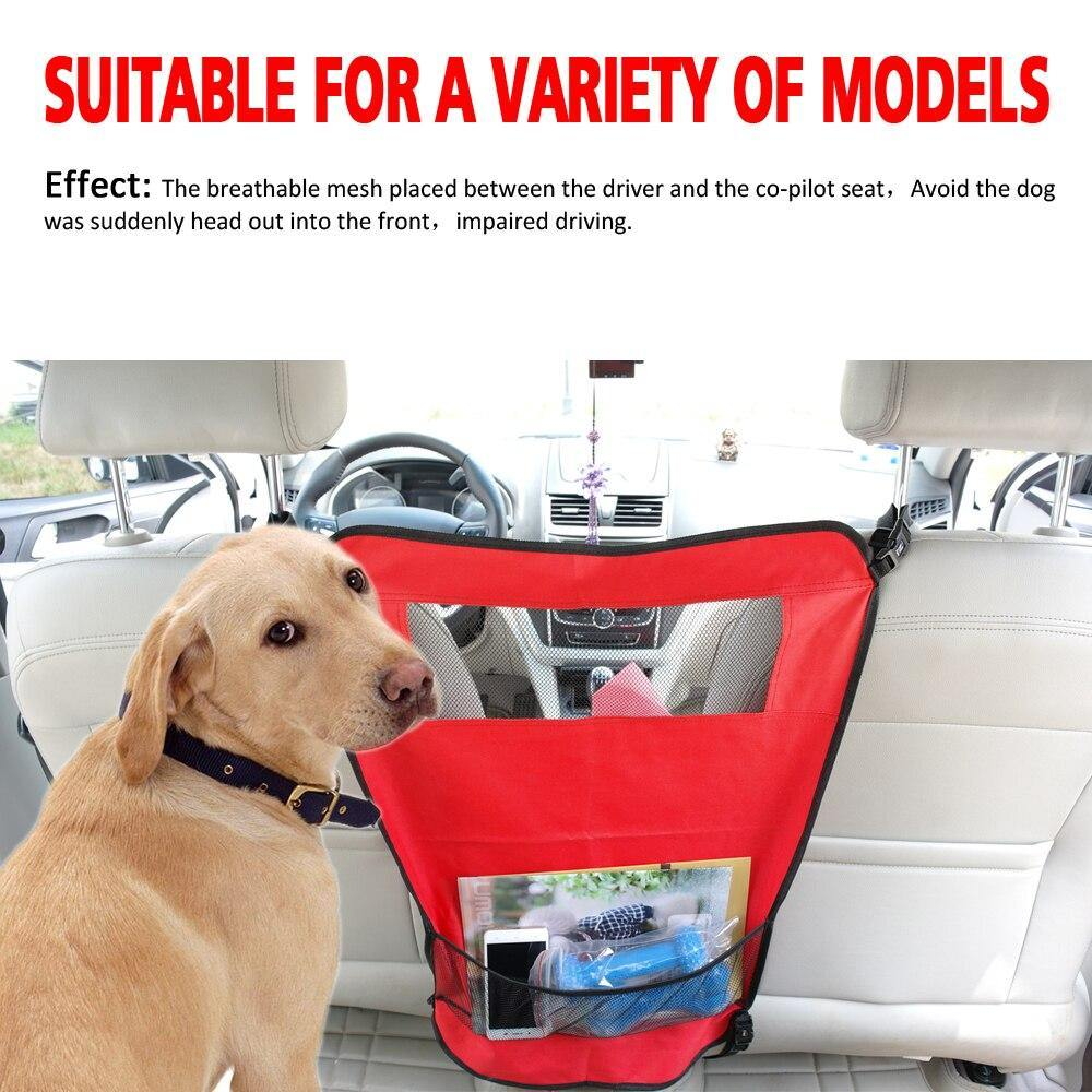 Dog Car Carrier Waterproof Pet Barrier Anti - 4PawShop