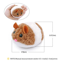 Funny Cat Toy Interactive Pet Kitten Mouse Cat - 4PawShop