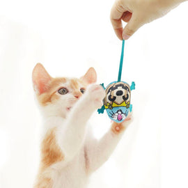 Funny Mouse Cat Toy Cartoon Catmint Mouse Cat Toys - 4PawShop