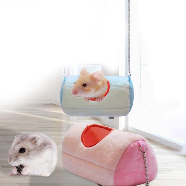 Hamster Cage Multi-color Cute Small Pet Tunnel - 4PawShop