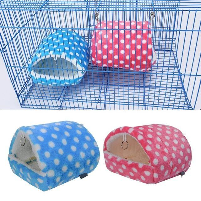 Hamster Cage Soft Creative Small Pet Bed Cage - 4PawShop