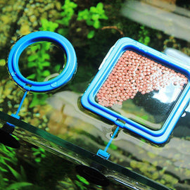 Aquarium Feeding Ring Fish Tank Station - 4PawShop