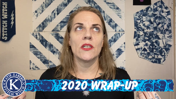 2020 Wrap-Up today on the vlog