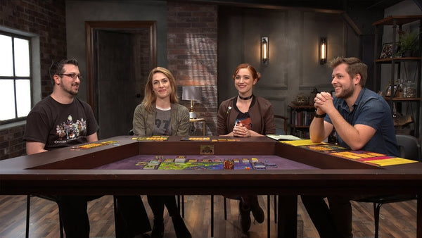 DUNGEON DEGENERATES FEATURED ON GEEK & SUNDRY'S - GAME THE GAME