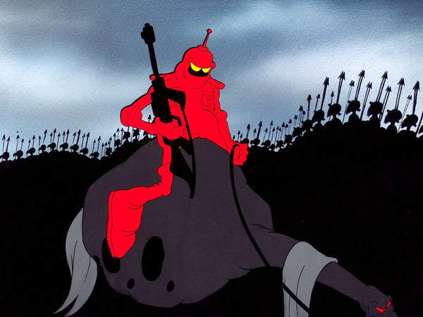 RALPH BAKSHI'S WIZARDS