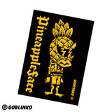 Goblinko Gang Sticker - Pineapple Face