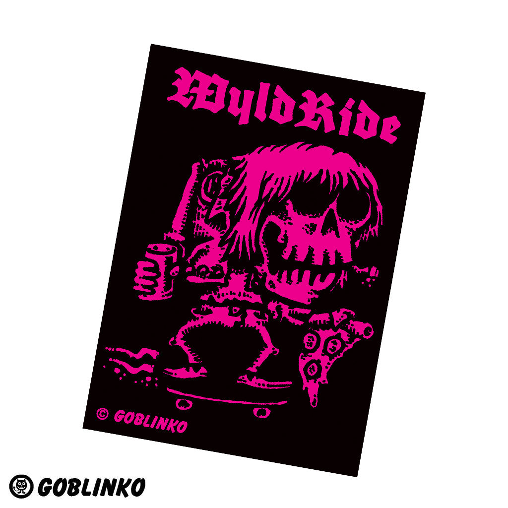 Goblinko Gang Sticker - Wyld Ride