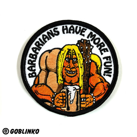I Was A Teenage Werewolf Patch