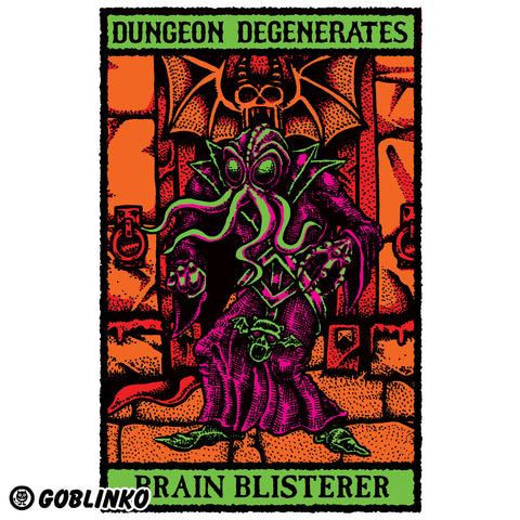 Dungeon Degenerates - Guide To The Würstreich - Bruttelburg & the Lowlands
