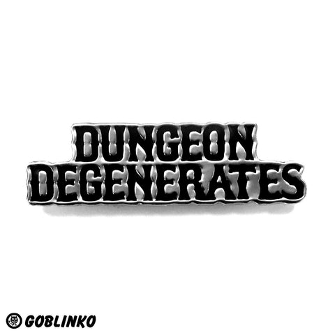 DUNGEON DEGENERATES MONSTER MINIATURES SET