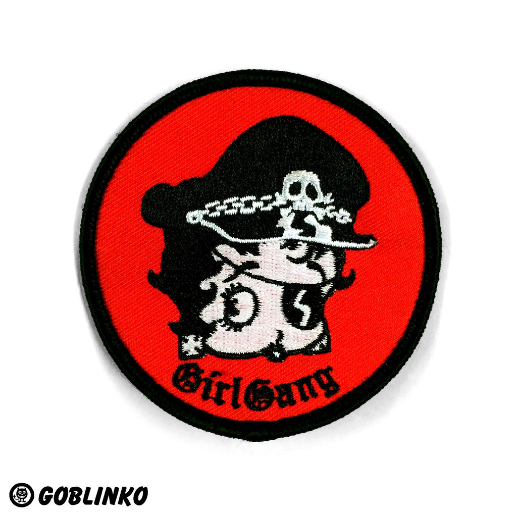 GIRL GANG - BAD BETTY - PATCH