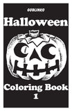 Halloween Coloring Book 1
