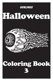 Halloween Coloring Book 3