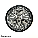 HAMMER OF THE GODS PATCH