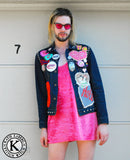 Stitch Witch - Buckmaster Angelyne - Custom Jacket