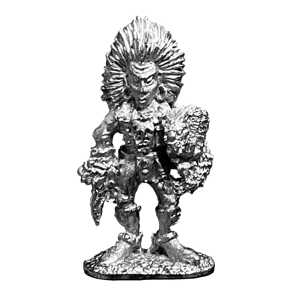 Dungeon Degenerates Adventurer Miniatures - Mean Streets - In Metal