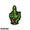 MIDDLE FINGER ENAMEL PIN