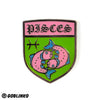 WHAT'S YOUR SIGN - PISCES - ENAMEL PIN