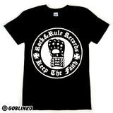 ROCK&RULE RECORDS T-SHIRT