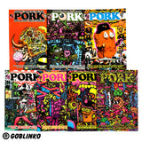 EVERY ISSUE OF PORK... EVER!!!