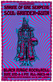 Shrine of the Serpent, Soul Grinder, Gunk Poster