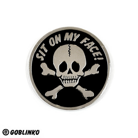 "Medium 2.25"" Blitzkrieg Buttons - Sloppy Seconds - M088"