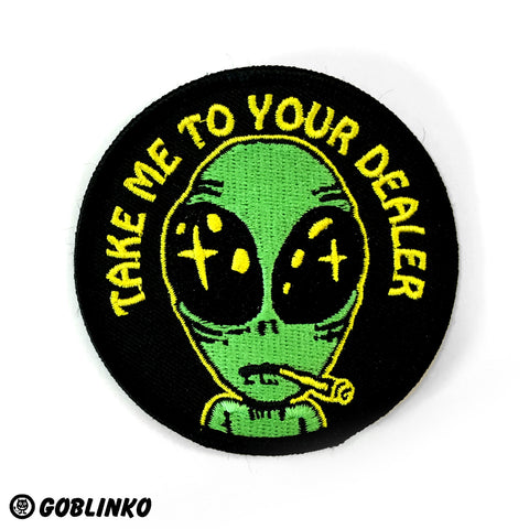 This Is A Way Of Life Patch