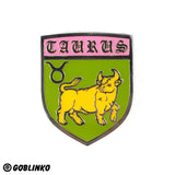 WHAT'S YOUR SIGN - TAURUS - ENAMEL PIN