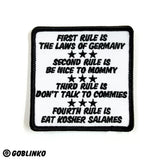 THE RULES PATCH