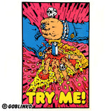 Try Me! Pizza Thief Poster