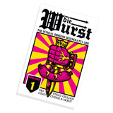 die Würst zine #1 Physical copy