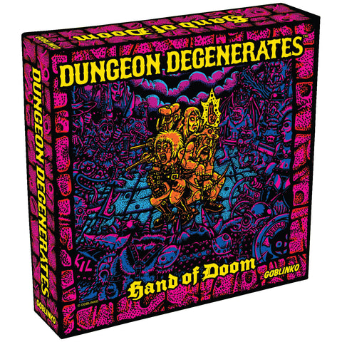 "Dungeon Degenerates Adventurer Poster - Mercenary Alchemist - 11"" x 17"""
