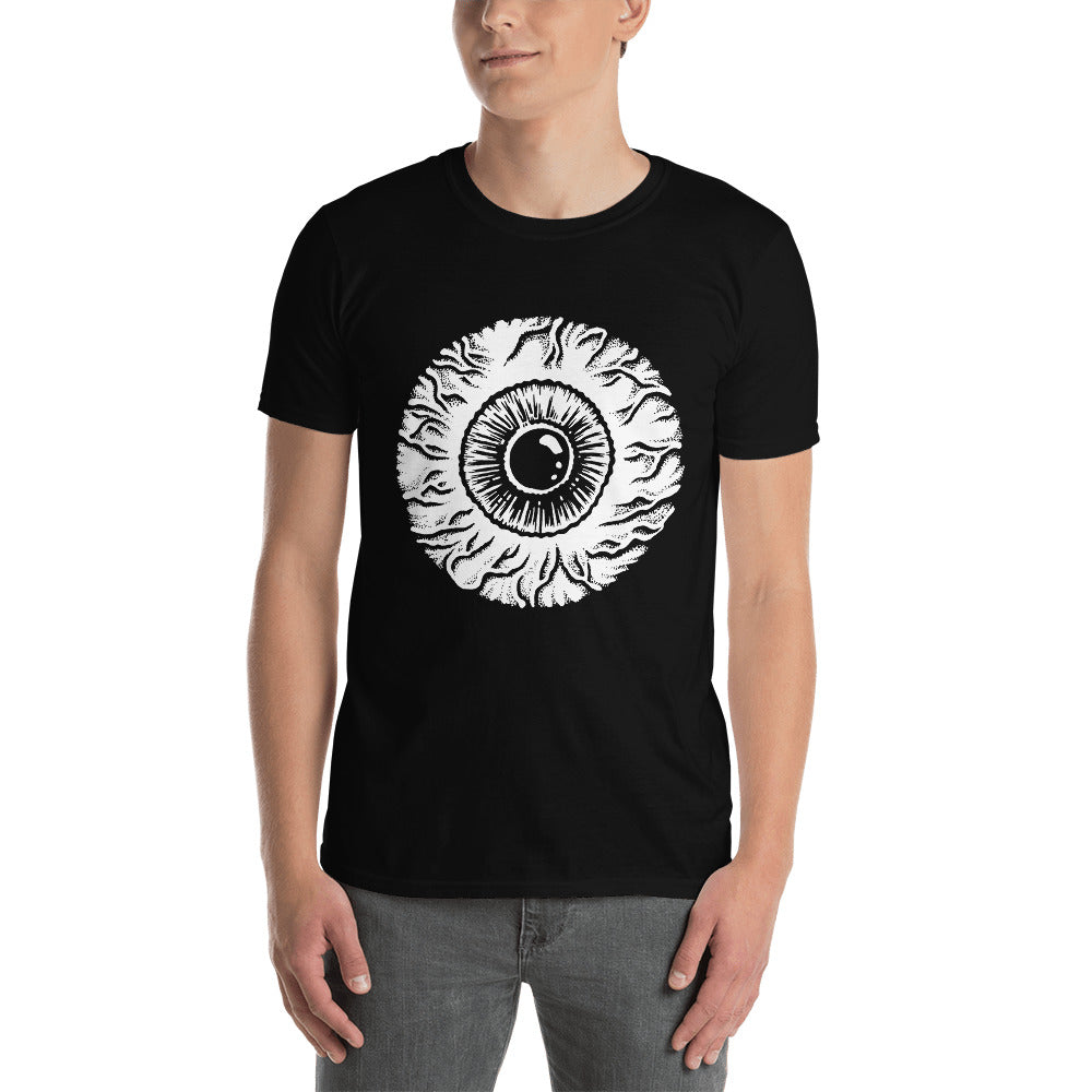 Evil Eye Short-Sleeve Unisex T-Shirt