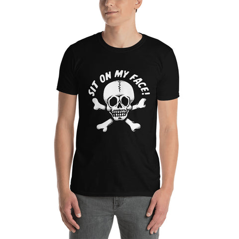 Bad News on White Short-Sleeve Unisex T-Shirt