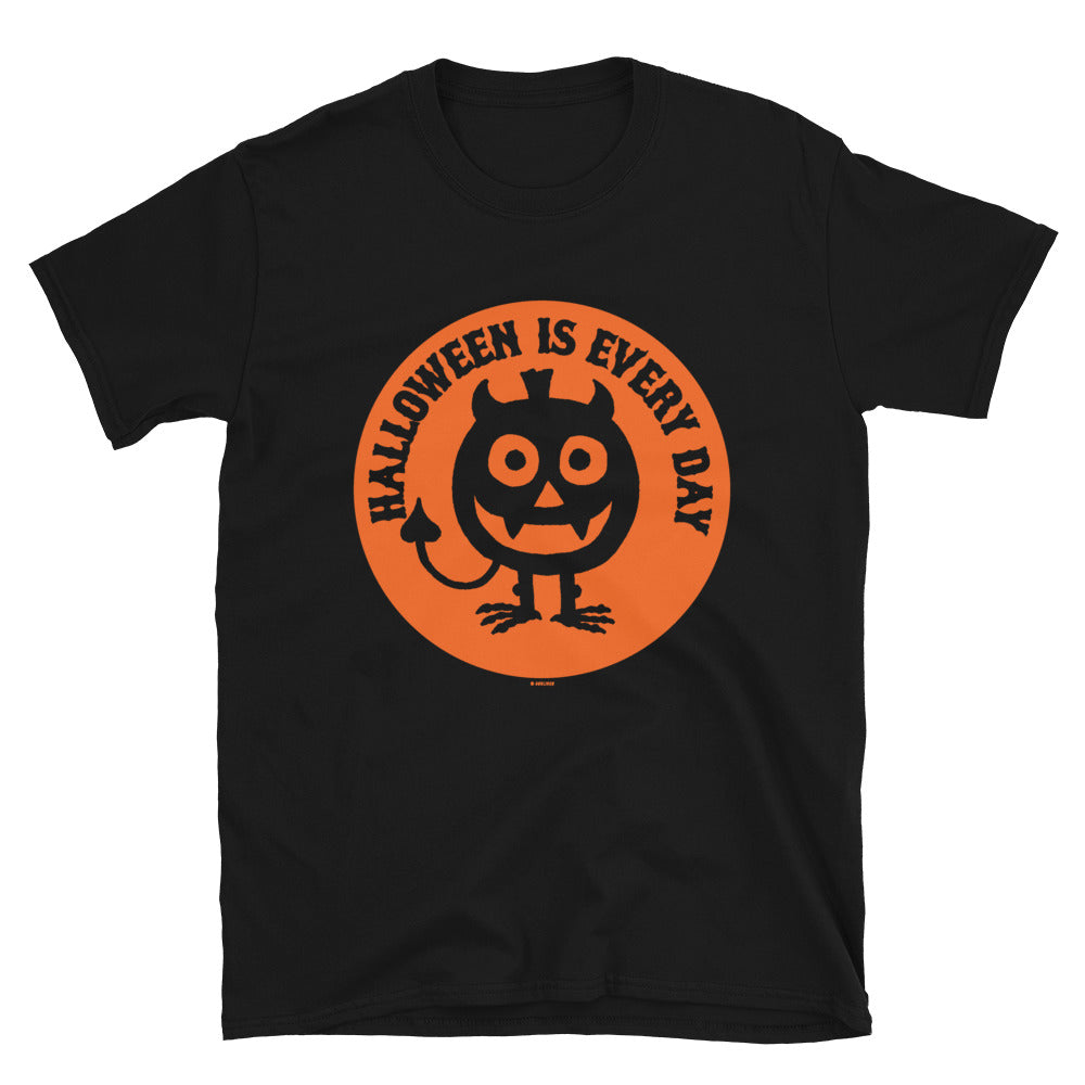 Halloween Is Every Day Short-Sleeve Unisex T-Shirt