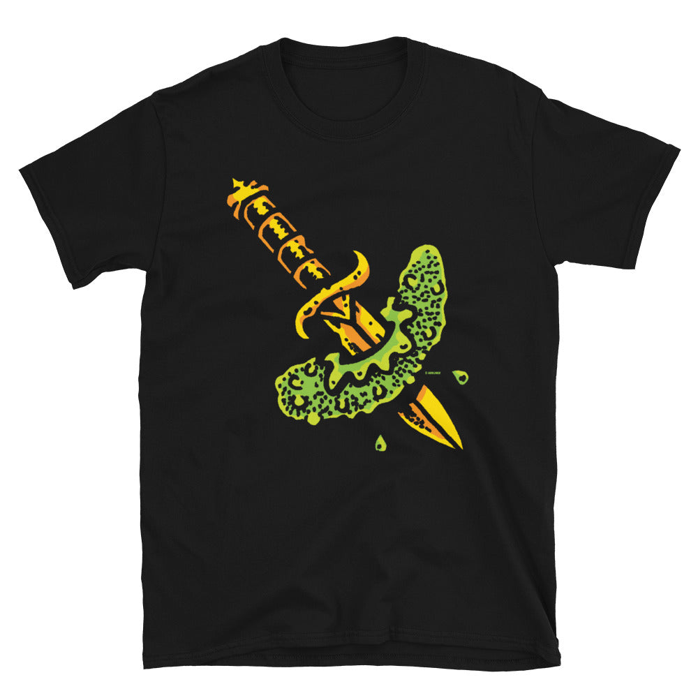 Pickle Knife Short-Sleeve Unisex T-Shirt