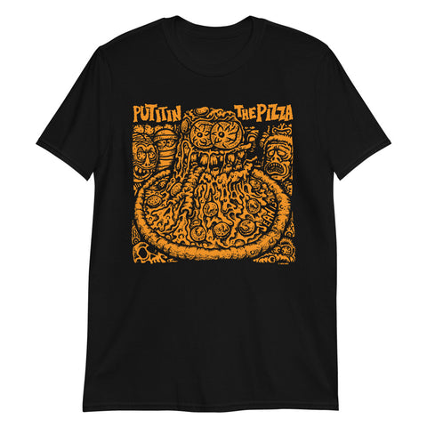 Wyld Ride on Black Short-Sleeve Unisex T-Shirt