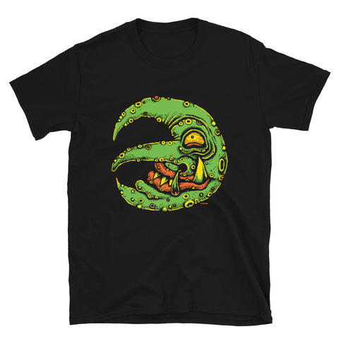 Scrumpy Jack Pumpkin Head Short-Sleeve Unisex T-Shirt