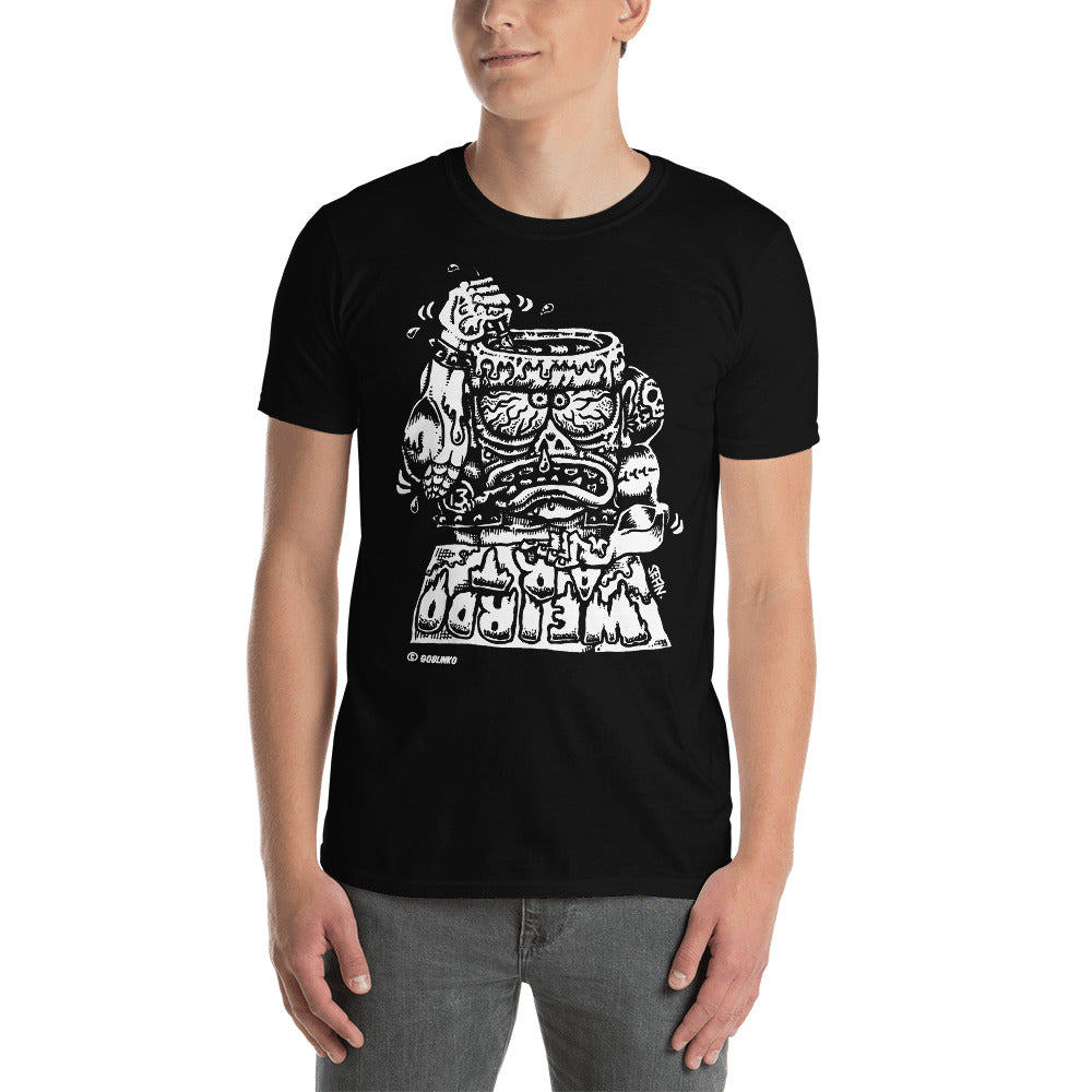 Weirdo Art Short-Sleeve Unisex T-Shirt