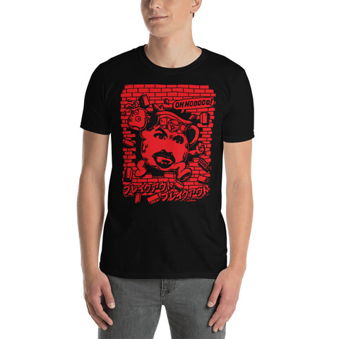 Rock&Roll Monster I Short-Sleeve Unisex T-Shirt