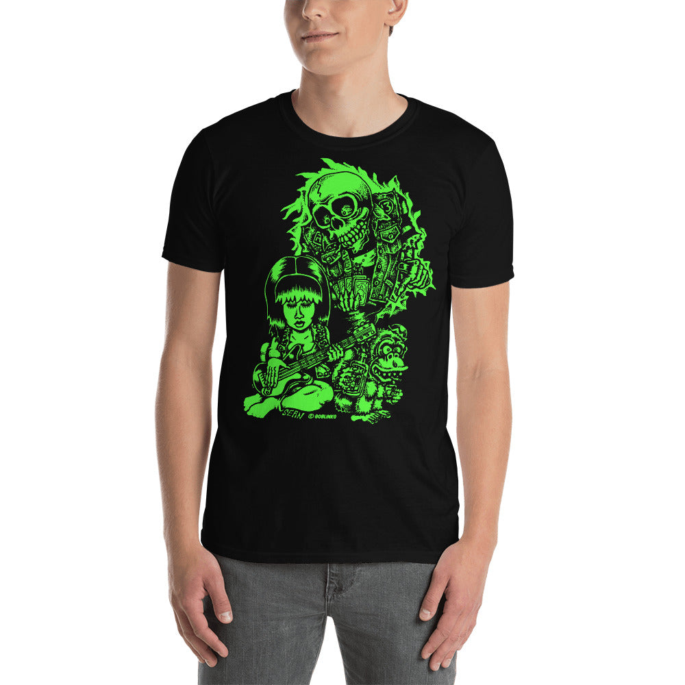 Ghost Story Short-Sleeve Unisex T-Shirt