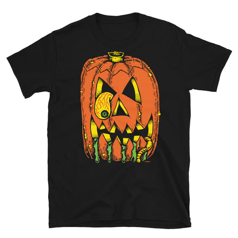 Pumpkin Goblin Short-Sleeve Unisex T-Shirt