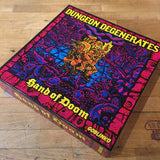 DUNGEON DEGENERATES - HAND OF DOOM - BOARD GAME